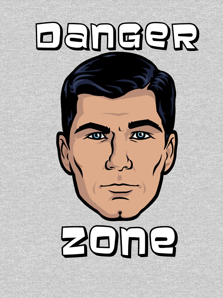 Danger Zone Archer | Unisex T-Shirt