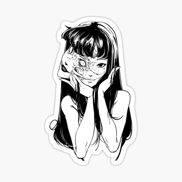 Junji Ito - Tomie Sticker