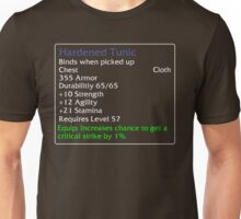 Hardened Tunic Unisex T-Shirt