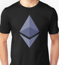ethereum bitcoin crypto anarchy currency digital Unisex T-Shirt
