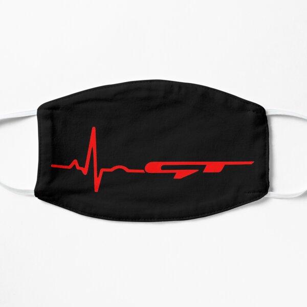 Battement de cœur de la GT Masque sans plis