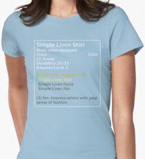 Simple Linen Shirt (set item) T-Shirt