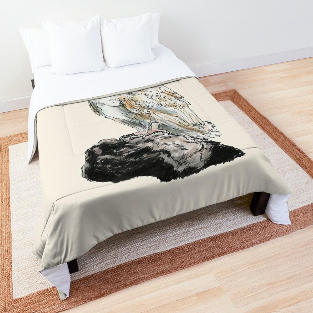 Barn Owl Comforter