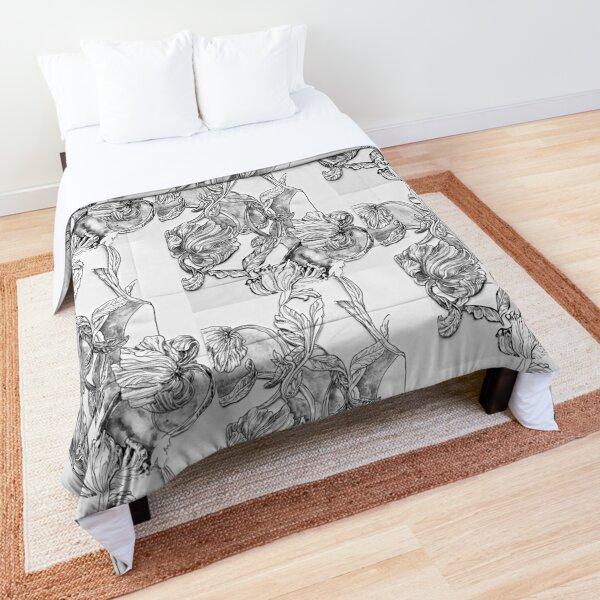 Morris Lillies Comforter