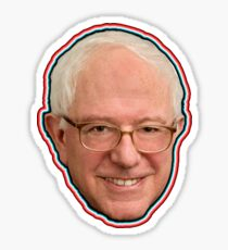 Bernie Sanders 2016 Socialist Progressive Democrat Sticker