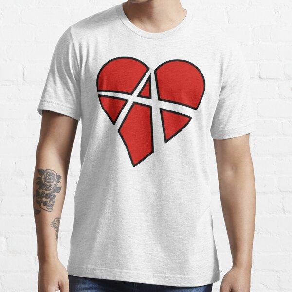 Anarchy Heart Essential T-Shirt