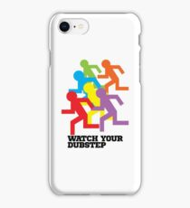Watch Your Dubstep iPhone Case/Skin