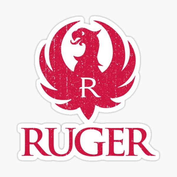 Ruger Firearms Sticker