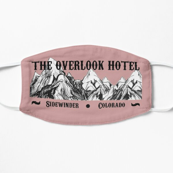 The Overlook Hotel Flat Mask