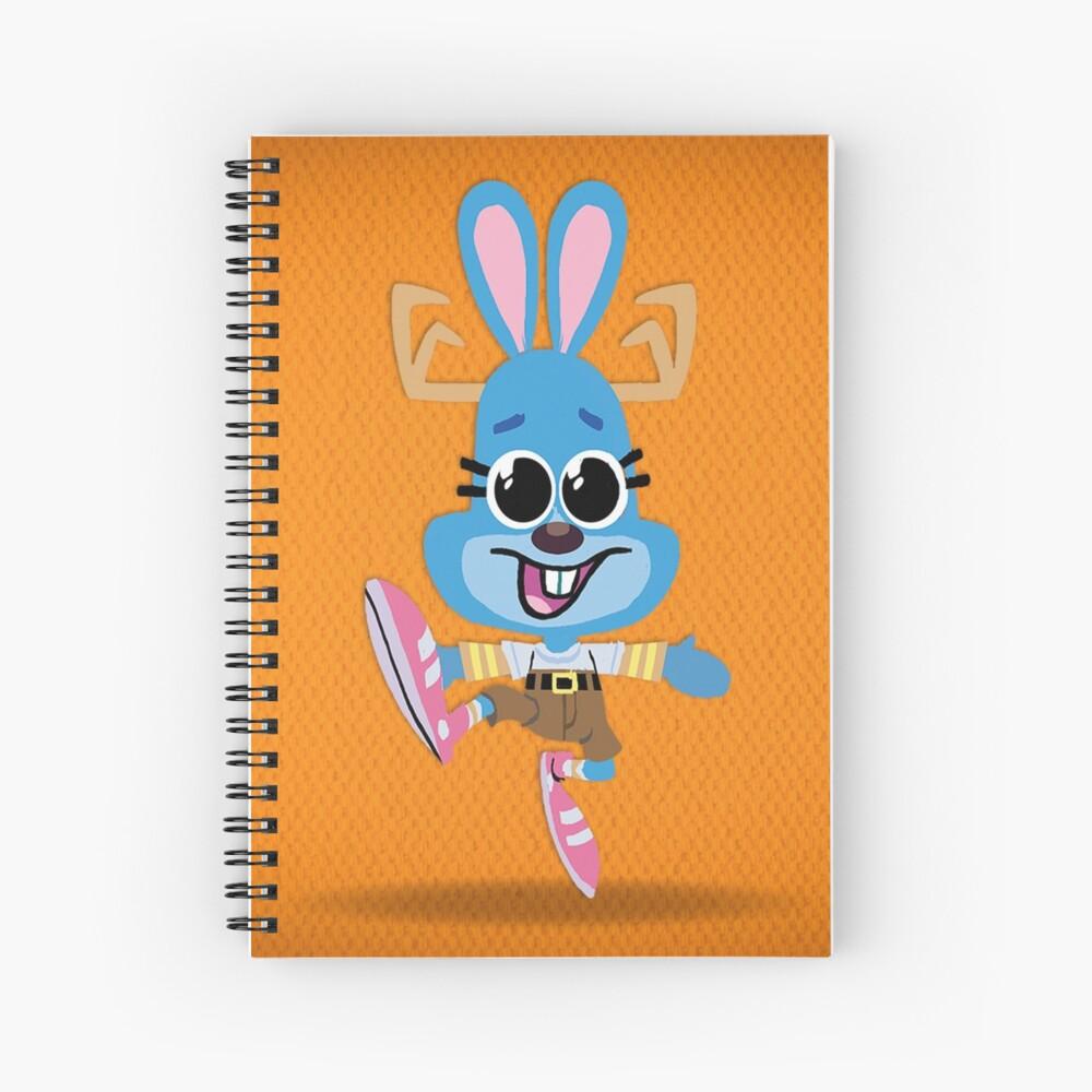 Jagger Cool School Rocks Spiral Notebook