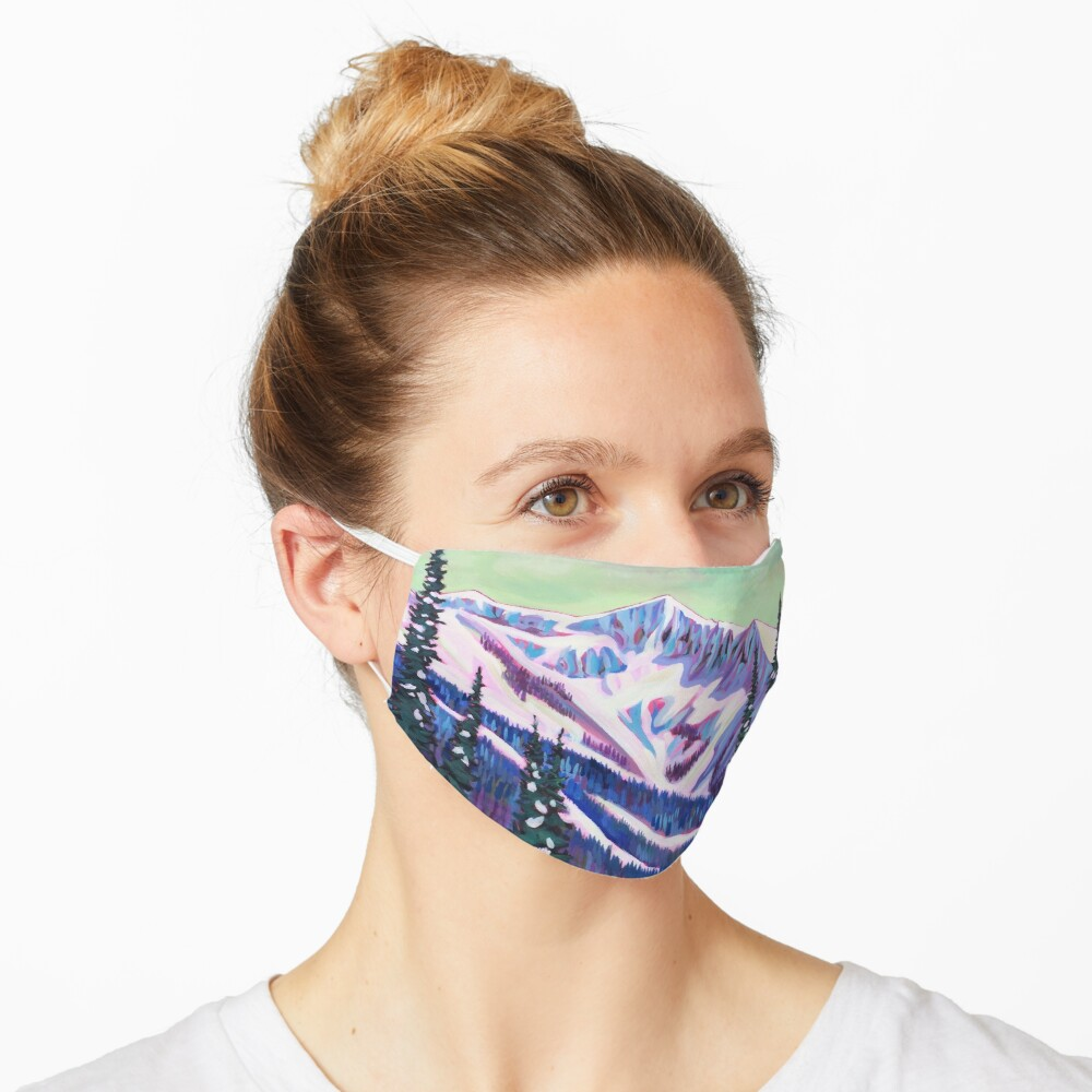Backcountry Bliss Mask
