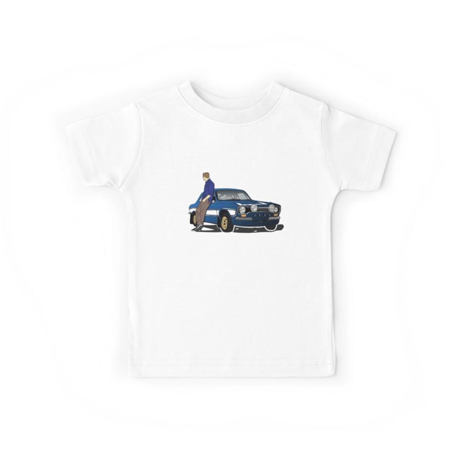 Paul Walker Fast Furious 7 by Matty723