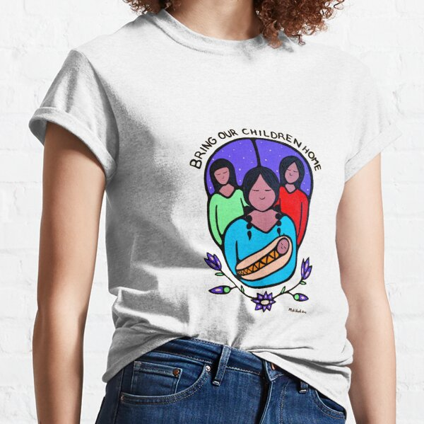 Bring Our Children Home Classic T-Shirt