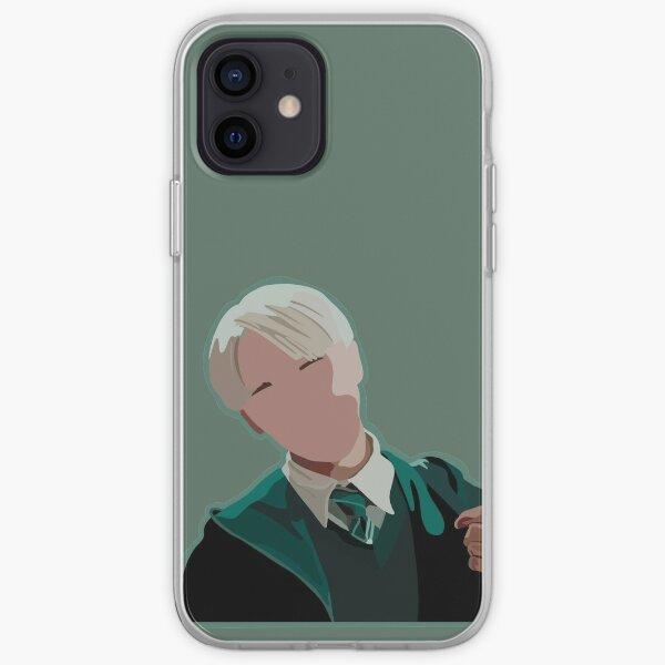 The names Malfoy, Draco Malfoy iPhone Soft Case