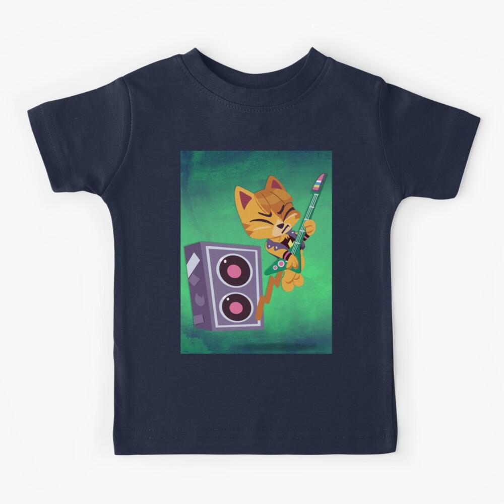 Jett Cool School Rocks  Kids T-Shirt