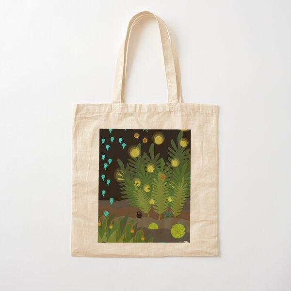 Fantastic Moss World II Cotton Tote Bag