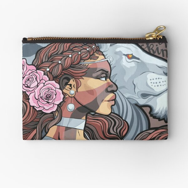 BRIDE OF THE KING Zipper Pouch
