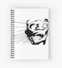 hiroshima Spiral Notebook