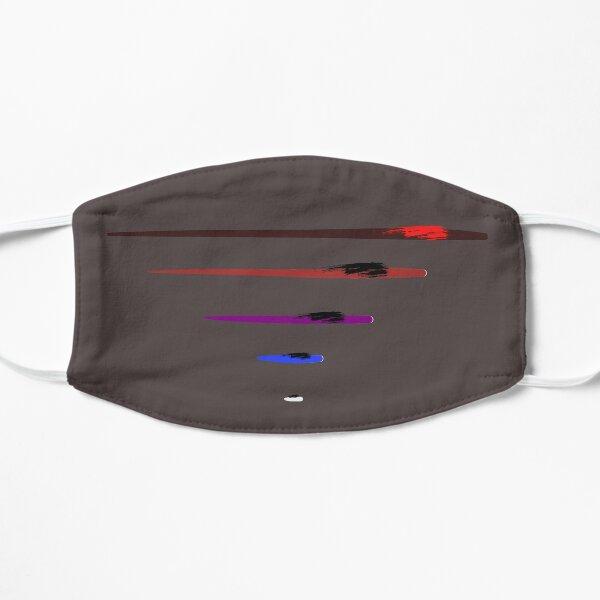BJJ Belt Color Design Flat Mask