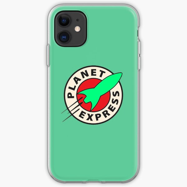 Old Bessie Planet Express iPhone Soft Case