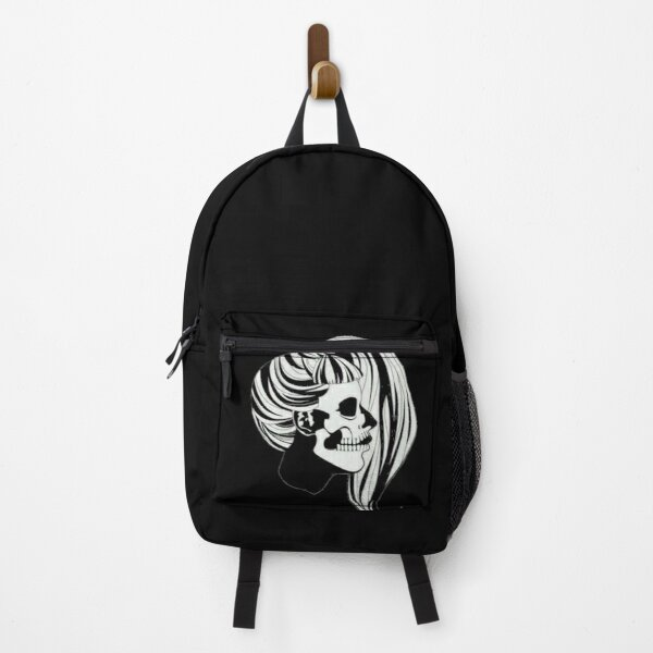 Born This Way skull  Backpack