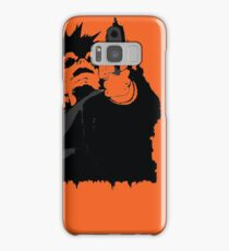 """look me in the eye and tell me i'm crazy"" Samsung Galaxy Case/Skin"