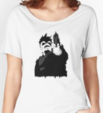 """""""look me in the eye and tell me i'm crazy"""" Women's Relaxed Fit T-Shirt"""
