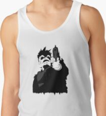 """""""look me in the eye and tell me i'm crazy"""" Tank Top"""