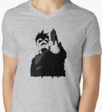 """look me in the eye and tell me i'm crazy"" Mens V-Neck T-Shirt"