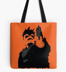 """look me in the eye and tell me i'm crazy"" Tote Bag"