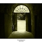 The Courtyard Door by Stephen Small