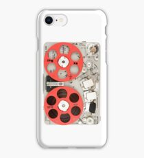 Nagra SN recorder iPhone case iPhone Case/Skin