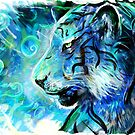Project blue tiger by Louis Dyer