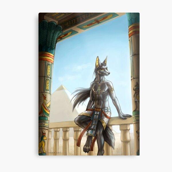 The Ancient Kingdom Metallbild