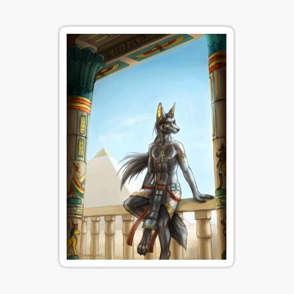 The Ancient Kingdom Sticker