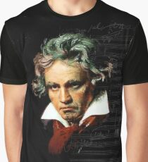 Ludwig van Beethoven Graphic T-Shirt