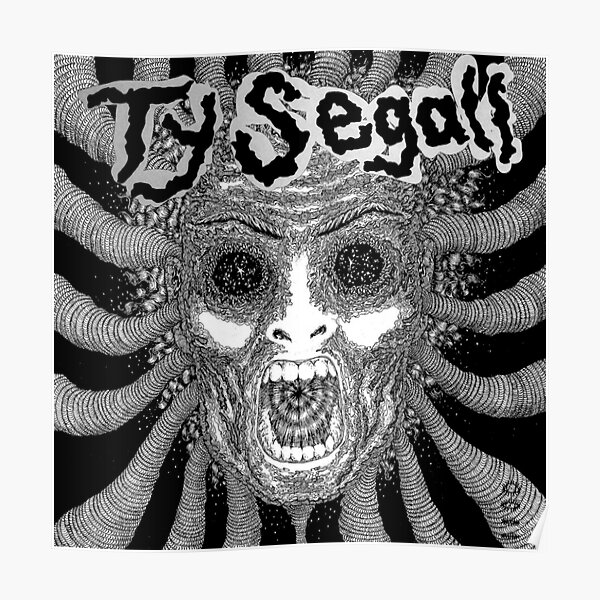 Ty Segall Hypno Poster