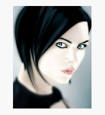 Charlize Theron as Aeon Flux [iPhone / iPod case / Print] Photographic Print