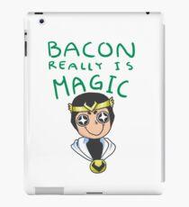 Bacon Really Is Magic iPad Case/Skin