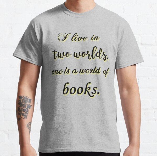 World of Books Classic T-Shirt