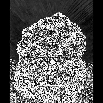 Colin Gabriel circles in black by colingabriel