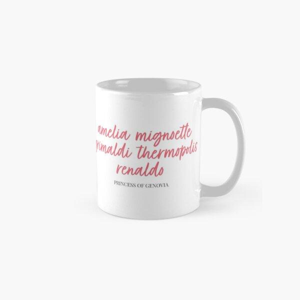 Princess of Genovia - Princess Diaries Classic Mug