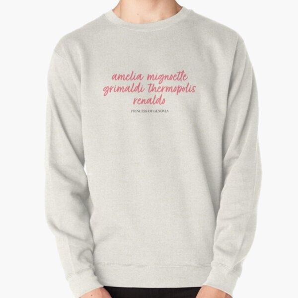 Princess of Genovia - Princess Diaries Pullover Sweatshirt