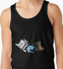 Mad Hatter - All the hats Tank Top