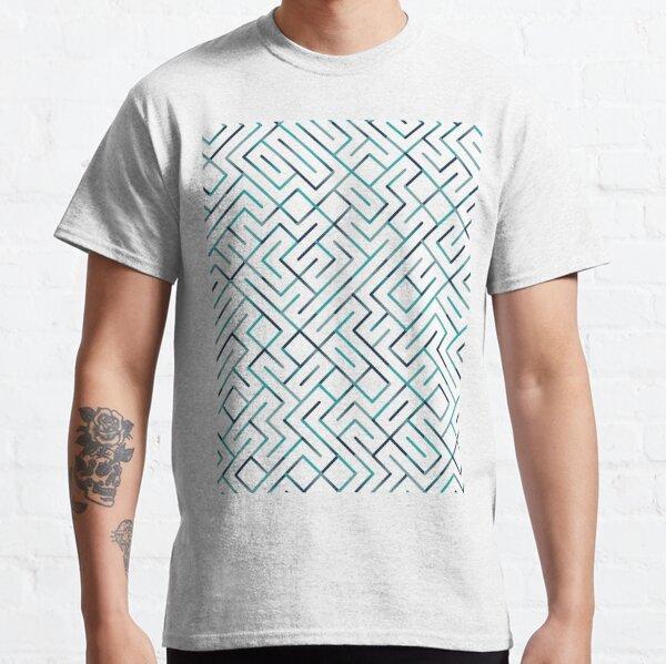Manipulated Compactor (blues) Classic T-Shirt