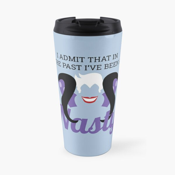 The Sea Witch is a Nasty! Travel Mug