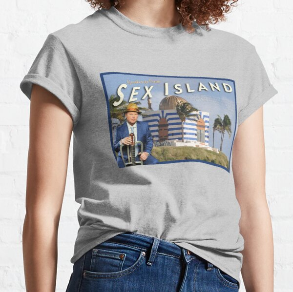 Sex Island Classic T-Shirt