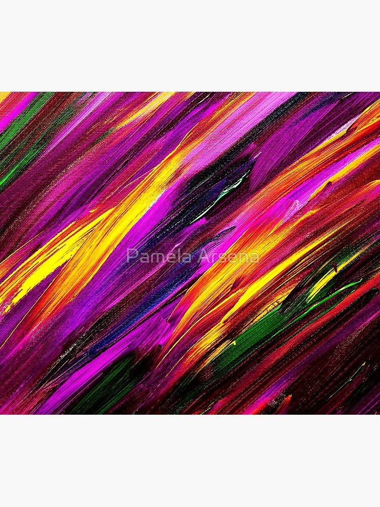 Funky Paint Brushstrokes by xpressio