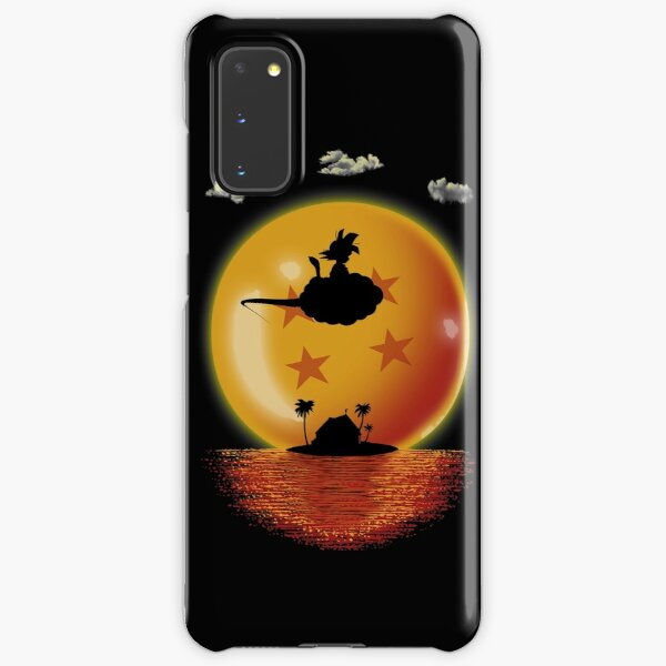 Dragon Ball Z, Son Goku Samsung Galaxy Snap Case