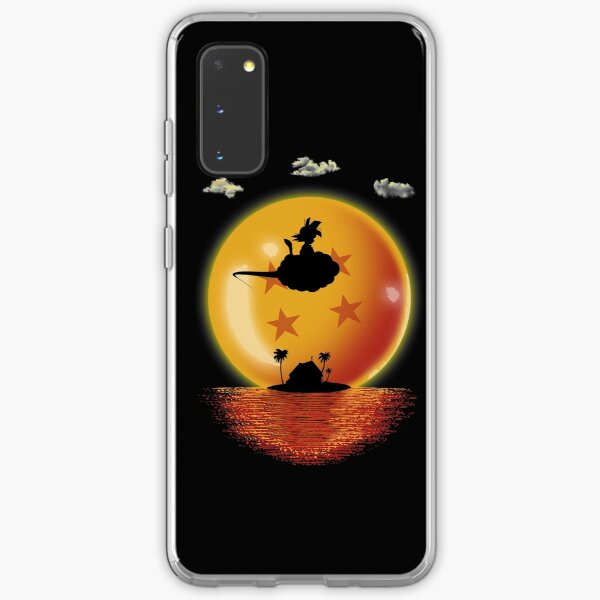 Dragon Ball Z, Son Goku Samsung Galaxy Soft Case